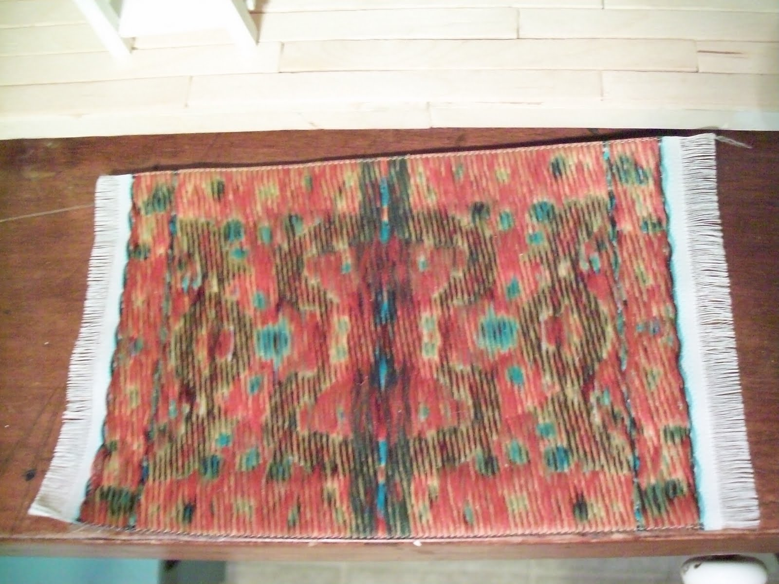 how to tell if turkish rug is real