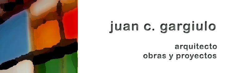 Juan C.Gargiulo arquitecto