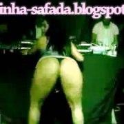 (video) Mulher Melancia dançando Créu -  Cenoura Do Rio  Lisboa