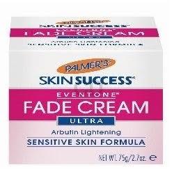 Fade cream for sensitive skin