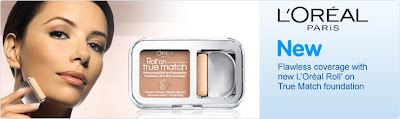 L'oreal True match roll'on