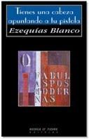 EZEQUIAS BLANCO FIRMA DE LIBROS.FERIA LIBRO MADRID 2009