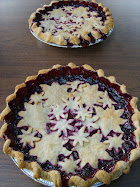 My Favorite Northwest Berry Pie