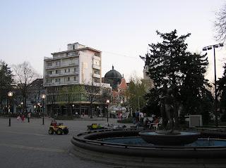 kikindski trg