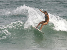 Surf Instructor Maria