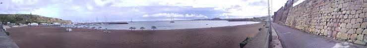 Panorâmica Praia da Vitoria
