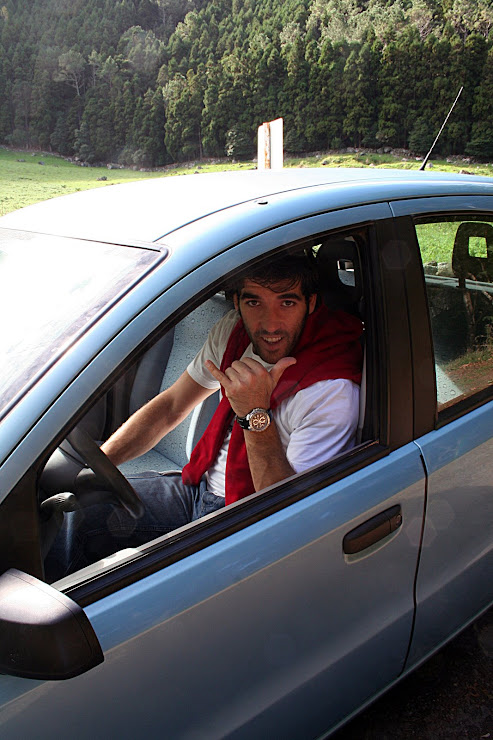 Test Driver Graciosa