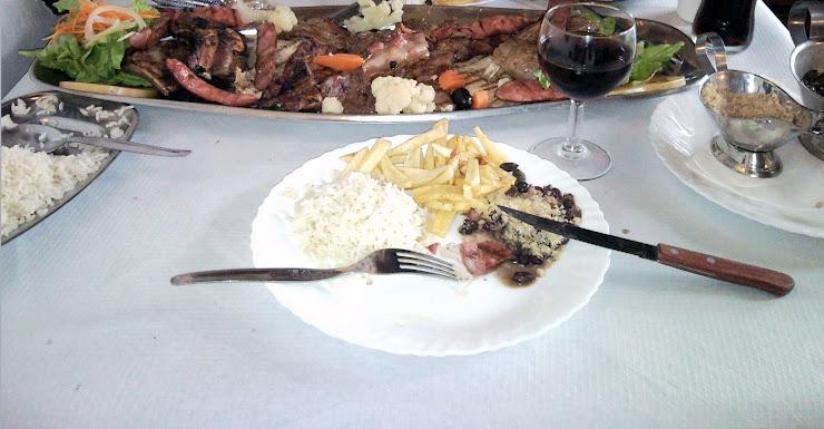 Almoço-Lanche-Jantar e talvez Ceia!!!