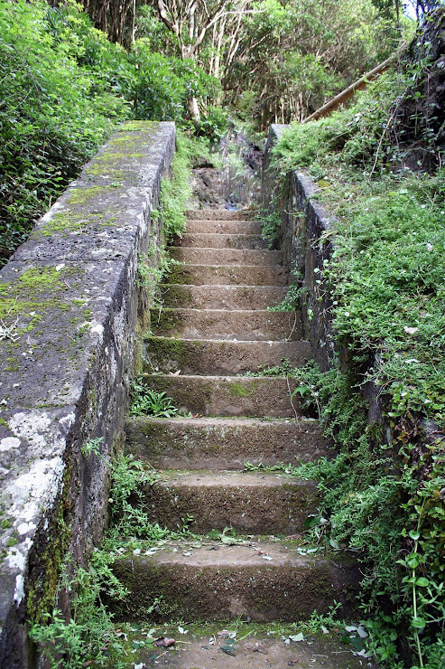 Escadas Furnas de Enxofre