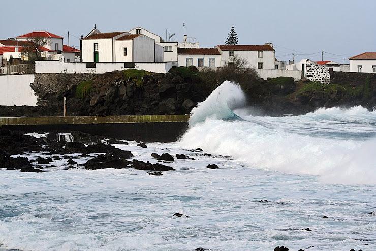 Mar alto... Santa Cruz
