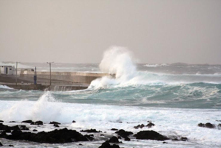 Mar Alto - Porto de St Cruz