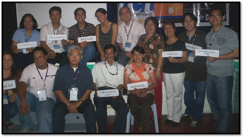 Central Luzon's ICT Enthusiasts