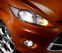 09 Ford Fiesta S Model