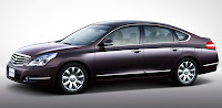 Nissan Debuts New 2008 Teana & Teana XV At Beijing Car Show