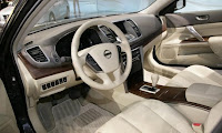 2008-2009 Nissan Teana Photo-Picture Gallery
