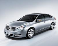 08 Nissan Teana Photo