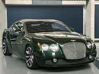 Limited Edition Zagato Bentley Continental GTZ