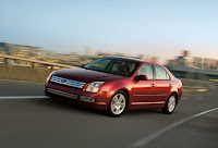 2009 Ford Fusion Gets New Engine Specs