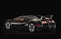 Bugatti Veyron Sang Noir : 3rd Limited Edition Veyron