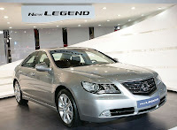 2009 Honda Legend Debuts At Busan Auto Show