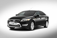 New 2008 Ford Mondeo Titanium X Sport For Europe