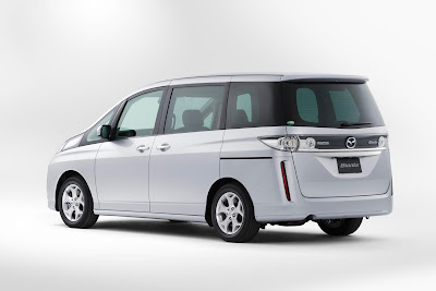 Mazda Release 8-Seat Biante Mini-Van For Japan