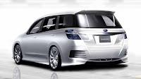 Subaru Exiga Concept Picture