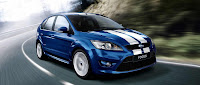 09 Ford Focus XR5 Turbo Picture