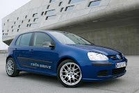 VW Golf Twin Drive Hybrid Concept