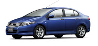 Next-Gen 2009 Honda CITY Picture