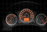 Photo of Speedometer & Other Gauges
