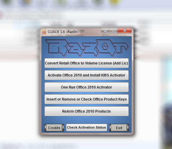 Активация office 2010 - patch & crack - каталог файлов - oracle.