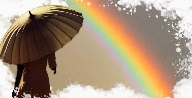 del otro lado del arcoiris... respiro un nuevo aire...