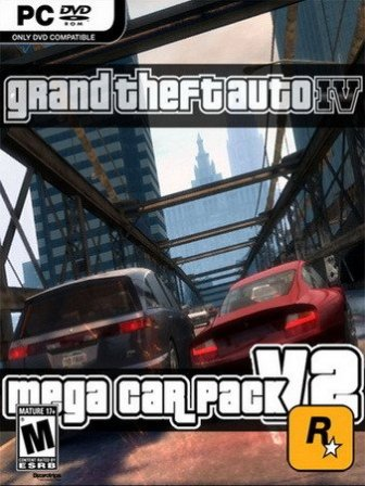 Grand Theft Auto IV Full Car Pack 2011 Addons (PC/ENG)