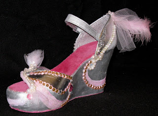 IMG 9067 Shoe Design for Breast Cancer Awareness