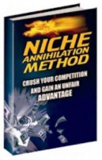 niche annihilation method ebook