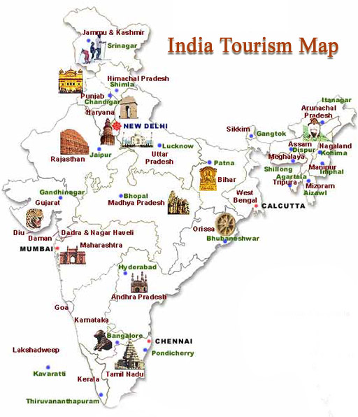 article about tourism in india