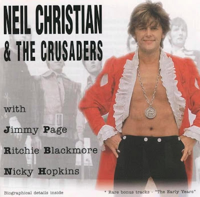 Neil Christian and the Crusaders - 1992 - That's Nice