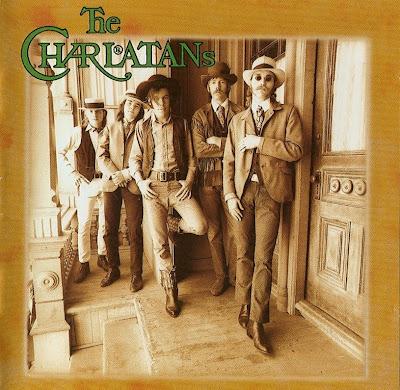 the Charlatans - 1996 - the Amazing Charlatans