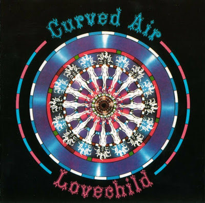 Curved Air - 1990 - Lovechild