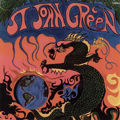 St. John Green ~ 1968 ~ St. John Green