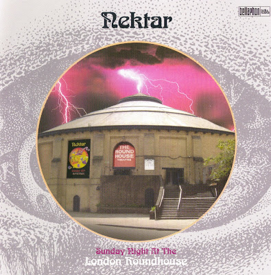 Nektar ~ 2002 ~ Sunday Night Live at the London Roundhouse