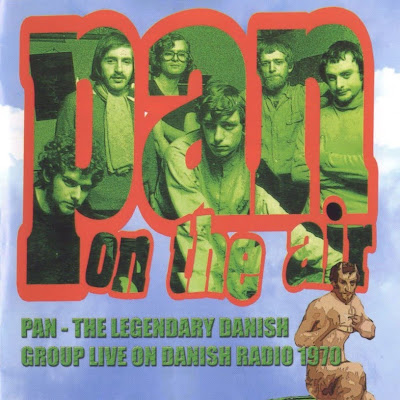 Pan ~ 2004 ~ On the Air