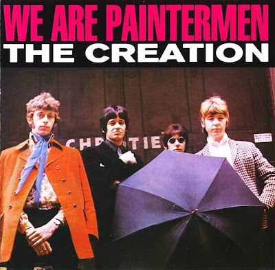 Creation ~ 1967 ~ We Are The Paintermen