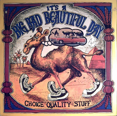 It's a Beautiful Day ~ 1971 ~ Choice Quality Stuff
