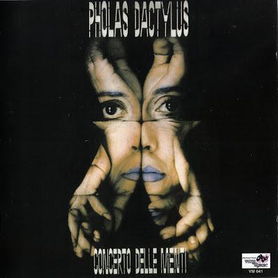 Pholas Dactylus ~ 1973 ~ Concerto Delle Menti