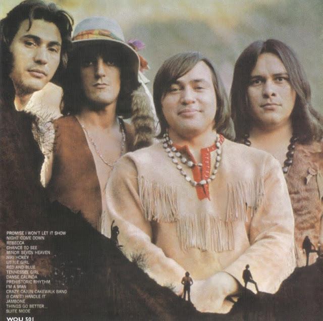 Redbone ~ 1970 ~ Redbone inside