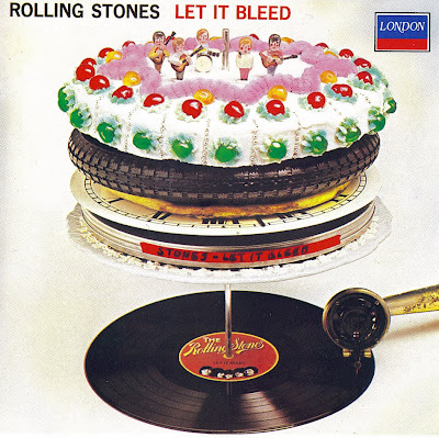 the Rolling Stones ~ 1969 ~ Let It Bleed