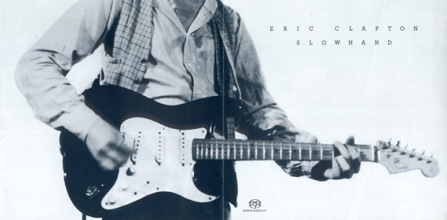 blues: Eric Clapton ~ 1977 ~ Slowhand