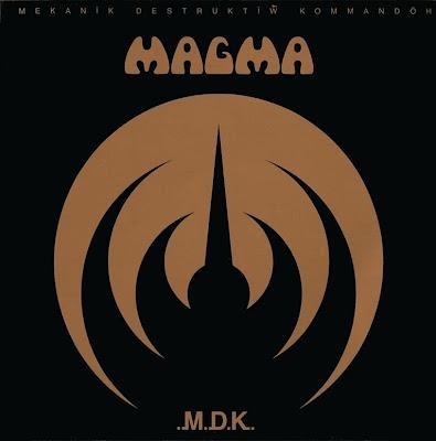 Magma ~ 1973 ~ Mekanïk Destruktïw Kommandöh